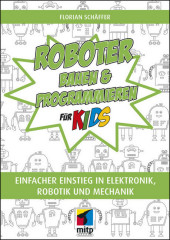 Roboter bauen und programmieren für Kids