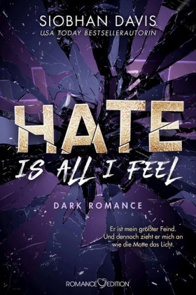 Hate is all I feel