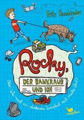 Rocky, der Bankraub und ich Cover