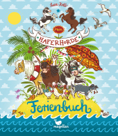 Mein Haferhorde Ferienbuch Cover