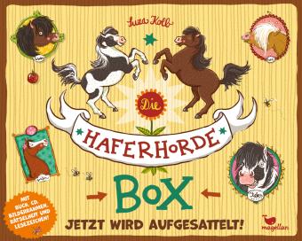 Die Haferhorde Box - jetzt wird aufgesattelt!