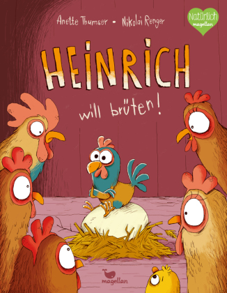 Heinrich will brüten