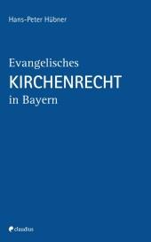Evangelisches Kirchenrecht in Bayern