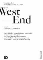 WestEnd 1/2020: Gewalt - Grenzen der Erklärbarkeit?
