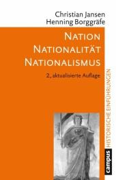 Nation - Nationalität - Nationalismus
