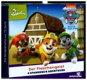 PAW Patrol, 1 Audio-CD Cover