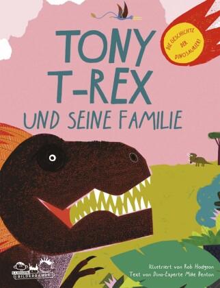 Tony T-Rex und seine Familie