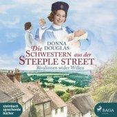 Die Schwestern aus der Steeple Street - Rivalinnen wider Willen, 2 Audio-CD, MP3