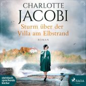 Sturm über der Villa am Elbstrand, 2 Audio-CD, MP3