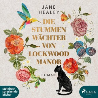 Die stummen Wächter von Lockwood Manor, 1 Audio-CD, MP3