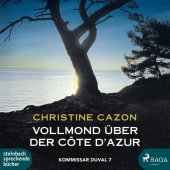 Vollmond über der Côte d'Azur, 2 Audio-CD, MP3 Cover