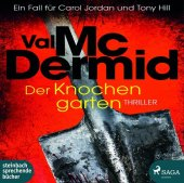Der Knochengarten, 2 Audio-CD, MP3 Cover