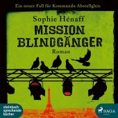 Mission Blindgänger, Audio-CD, MP3 Cover