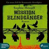 Mission Blindgänger, Audio-CD, MP3 Cover