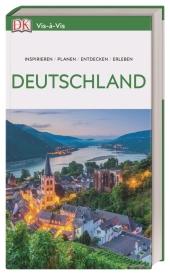 Vis-à-Vis Reiseführer Deutschland Cover