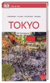 Vis-à-Vis Reiseführer Tokyo, m. 1 Karte