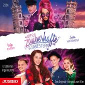 Vier zauberhafte Schwestern. Das Original-Hörspiel zum Film, 2 Audio-CD Cover