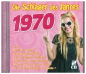 Die Schlager des Jahres 1970, 2 Audio-CD