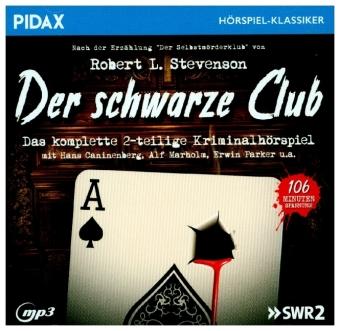 Der schwarze Club, 1 MP3-CD
