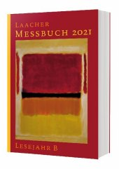 Laacher Messbuch 2021 kartoniert Cover
