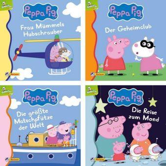 4er-Set Maxi-Mini 12: Peppa Pig