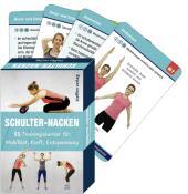 Trainingskarten Schulter-Nacken