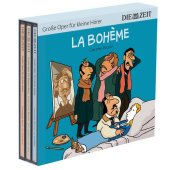 Große Oper für kleine Hörer - 3er-Set, Audio-CD