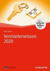 Vermieterwissen 2020 - inkl. Arbeitshilfen online