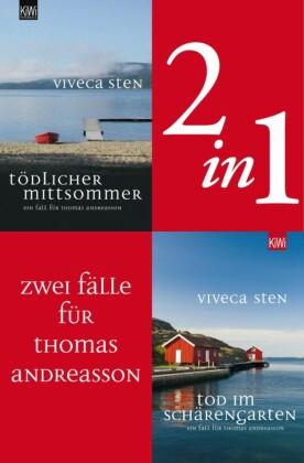Zwei Fälle für Thomas Andreasson (2in1-Bundle)