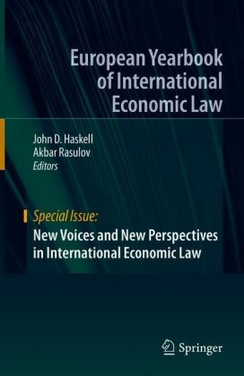 New Voices and New Perspectives in International Economic Law
