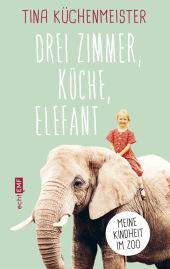 Drei Zimmer, Küche, Elefant Cover