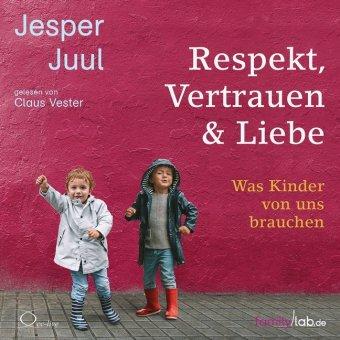 Respekt, Vertrauen & Liebe, 5 Audio-CD