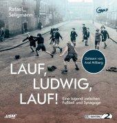 Lauf, Ludwig, Lauf!, 2 Audio-CD, MP3