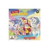 Der kleine Hui Buh - Verspukt und zugehext - Kunterbunter Osterspuk / Die lustige Bildersuche, 1 Audio-CD