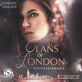 Clans of London, 1 Audio-CD, MP3