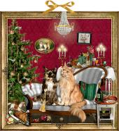 Zettelkalender - Die Weihnachtsverschwörung