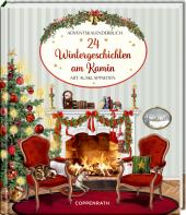 24 Wintergeschichten am Kamin