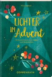 Lichter im Advent - Adventskalenderbuch