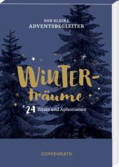Der kleine Adventsbegleiter - Winterträume