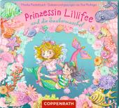 Prinzessin Lillifee und die Zaubermuschel, Audio-CD Cover