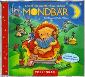Erzähl mir ein Märchen, kleiner Mondbär, Audio-CD Cover