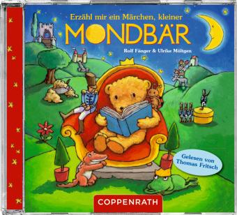 Erzähl mir ein Märchen, kleiner Mondbär, Audio-CD