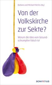 Von der Volkskirche zur Sekte? Cover