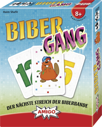 Biber-Gang (Spielkarten)