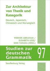 Zur Architektur von Thetik und Grammatik