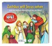 Zachäus will Jesus sehen, Audio-CD