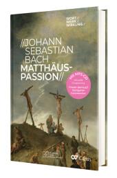 Johann Sebastian Bach - Matthäus-Passion, m. MP3-CD