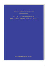 Novum Testamentum Graece: Das Markusevangelium