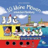 10 kleine Möwen entdecken Hamburg