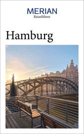 MERIAN Reiseführer Hamburg Cover